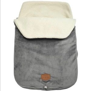 New in box! JJ Cole Bundle Me in heather grey